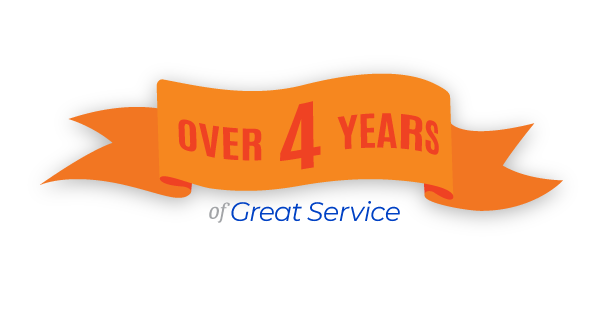 4 Years Great Service
